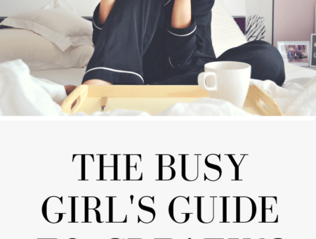 The Busy Girl's Guide to Creating Hygge - how to create that cozy feeling over the winter