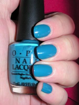 OPI Creme Nail Polish