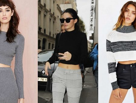 Cropped-Sweater-Trend
