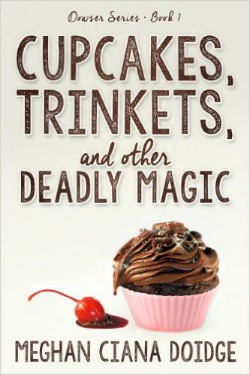 Cupcakes, Trinkets, and Other Deadly Magic cover