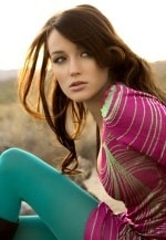 Girl In Green Tights