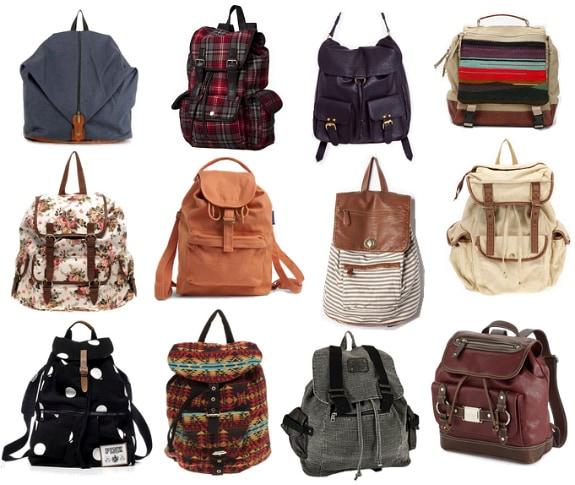 Cute and Affordable Backpacks Fall 2011