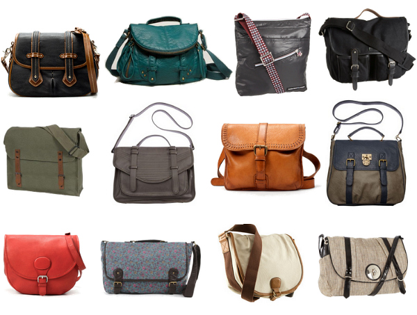 Cute and Affordable Messenger Bags Fall 2011