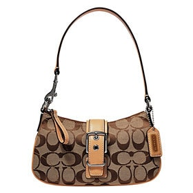 tiny coach purse