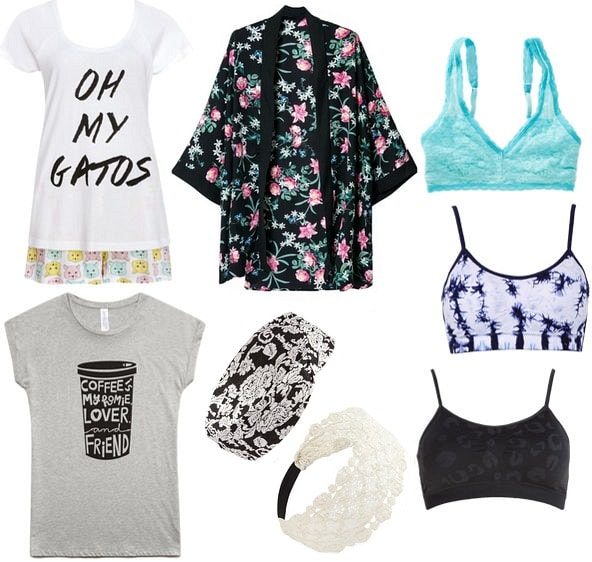 Cute loungewear for college girls