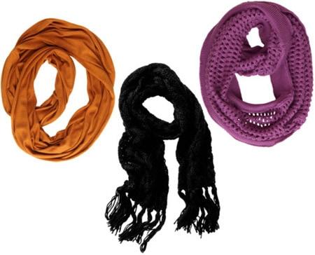 Cute scarves