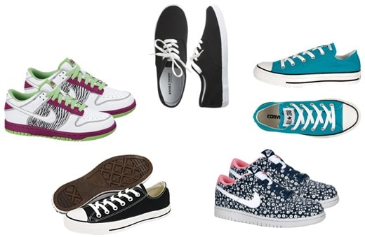 Cute Sneakers for fall
