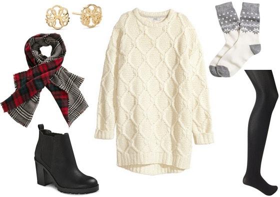 Cute winter orientation look