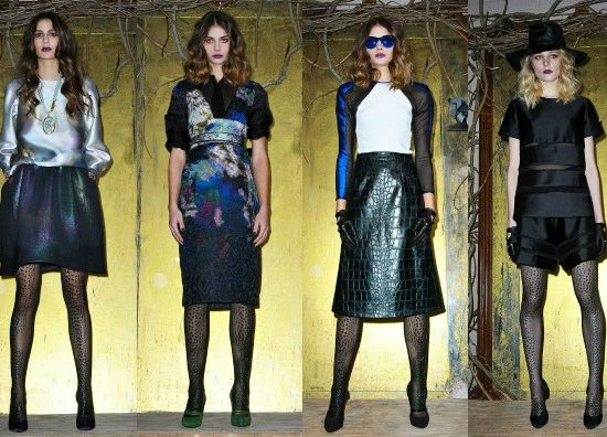 Cynthia rowley fall 2013
