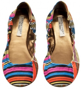 Cynthia Vincent for Target Flats