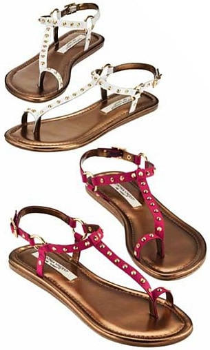 Cynthia Vincent for Target Sandals