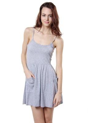Gray dress from Papaya