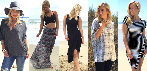 Cute clothing under $45 from Dainty Hooligan