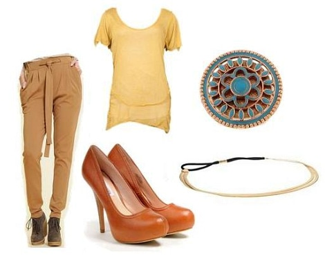 Daisy Inspired Outfit