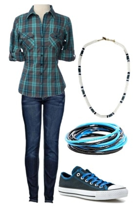 Dani Rayburn-inspired outfit 1