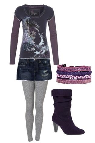 Dani Rayburn outfit 2