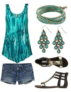 Dani Rayburn outfit 3