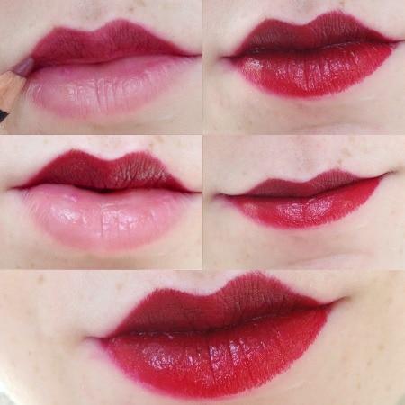 Dashing red tutorial