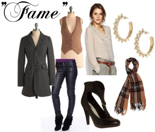 David Bowie Outfit - Fame