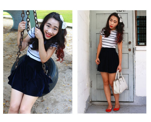 janelle's august style diary