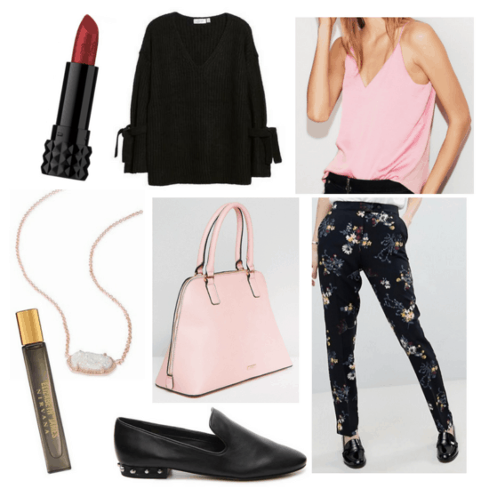 Outfits for Adulting - Day to Night - Girl's Night (Night)
