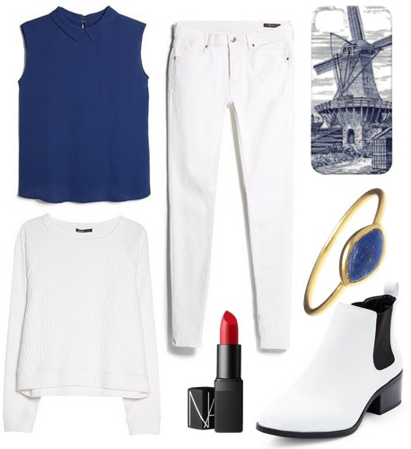 Delftware outfit 2