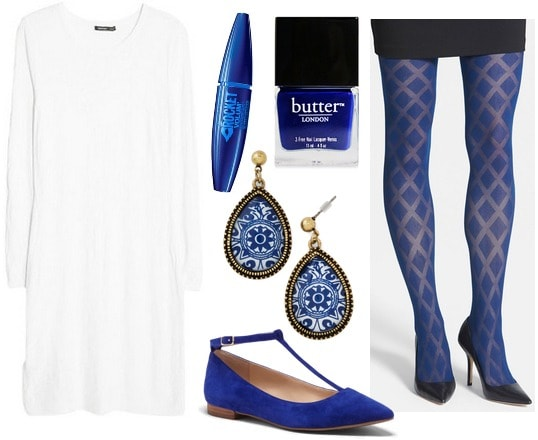 Delftware outfit 3