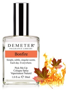 Demeter Fragrance Bonfire Cologne Spray