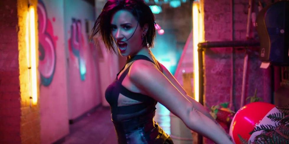 A Week in Her Style Demi Lovato