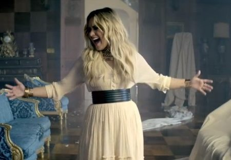 Demi Lovato Let It Go Music Video