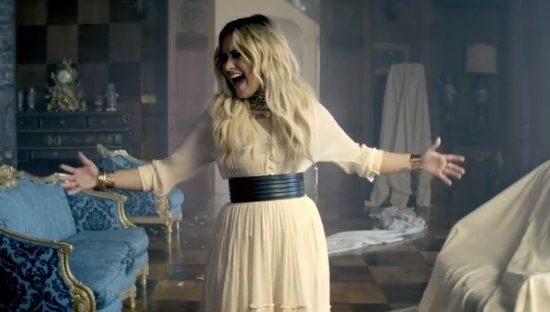 Demi Lovato Let It Go Music Video