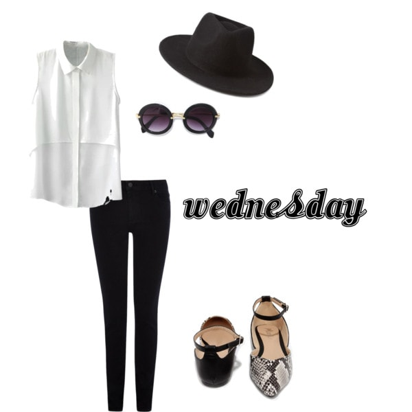 Demi Lovato Wednesday Outfit
