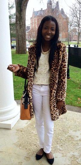 DePauw University fashionista