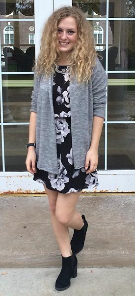 DePauw university student fashion
