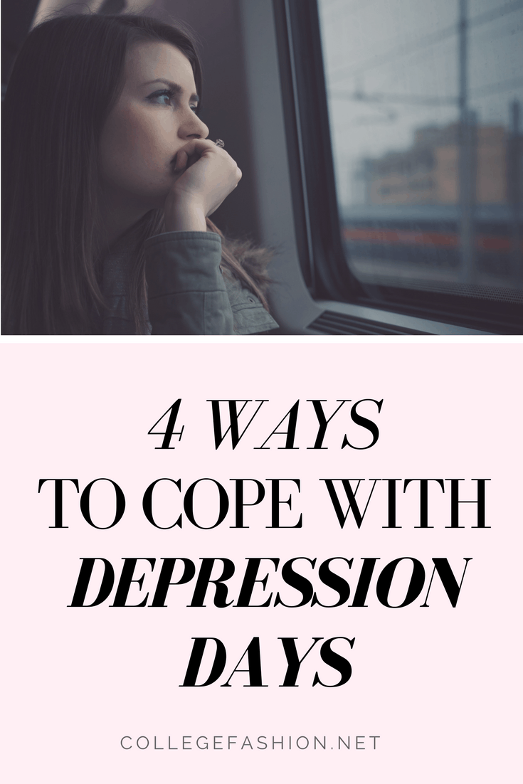 Depression days: How to cope with bad days from depression when you can't take a mental health day