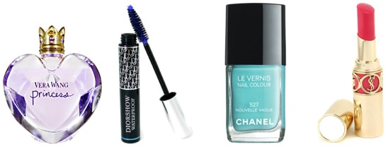 Designer beauty products