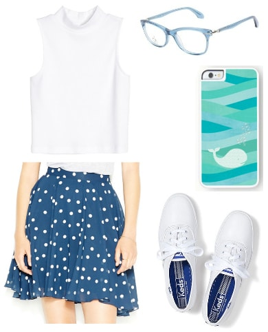 Outfit Inspired by Destiny and Bailey from Finding Dory