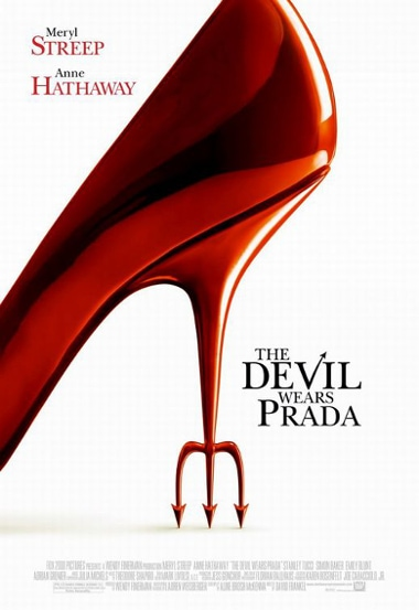 Devil Wears Prada Movie Poster