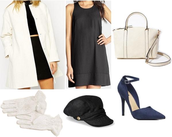 Devil Wears Prada White Outfit