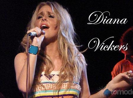 Diana Vickers Live at Scala