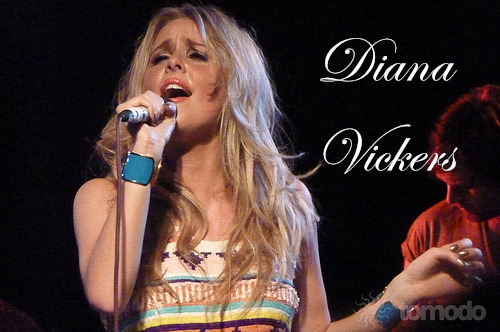 Diana Vickers Live at Scala
