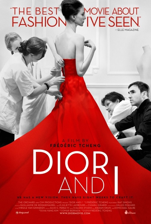 Dior and I Movie Poster