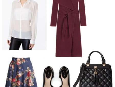Affordable outfit in the style of Christian Dior