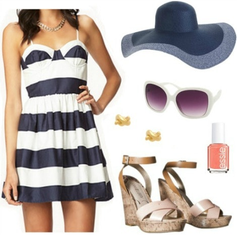 Disney cruise line outfit 2