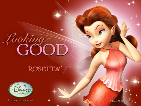 Walt Disney's Pixie Hollow Fairies: Rosetta