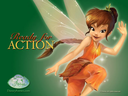 Disney's faerie Fawn