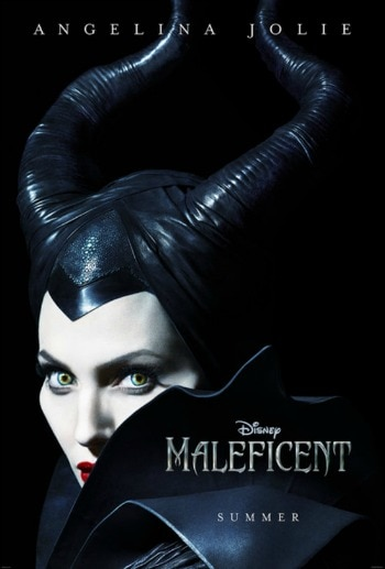 Disney maleficent poster