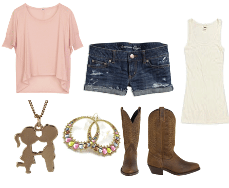Distressed Outfit
