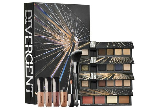 Divergent makeup collection