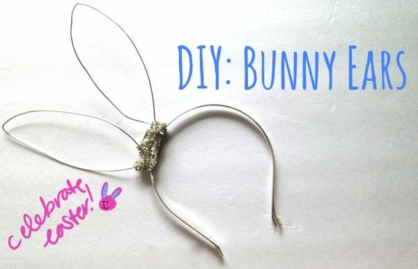 Diy bunny ears